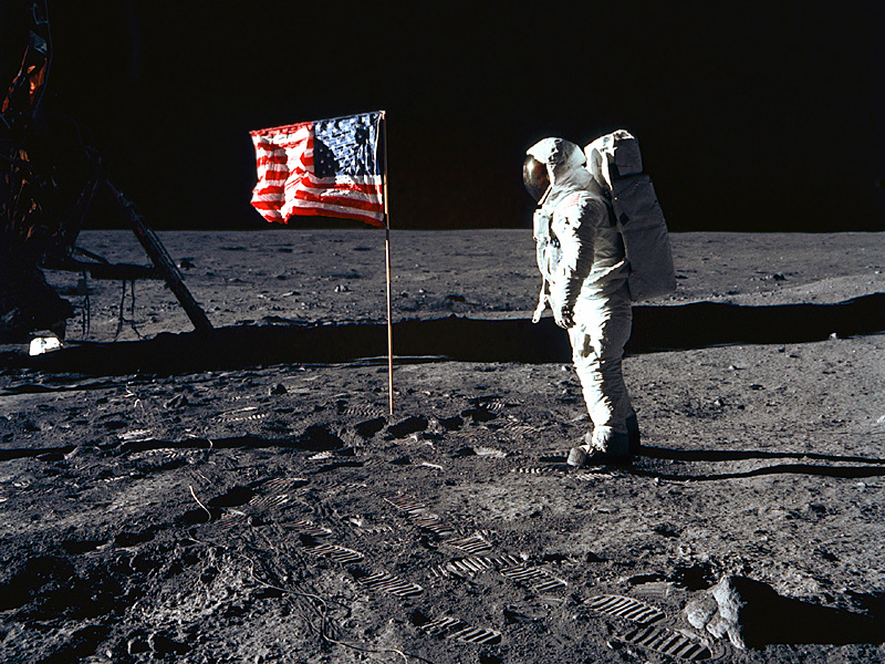 the success and faking of americas landing on the moon The moon landing hoax refers to kaysing in his 1976 book we never went to the moon: america's thirty billion of his spectacular last-chance success.