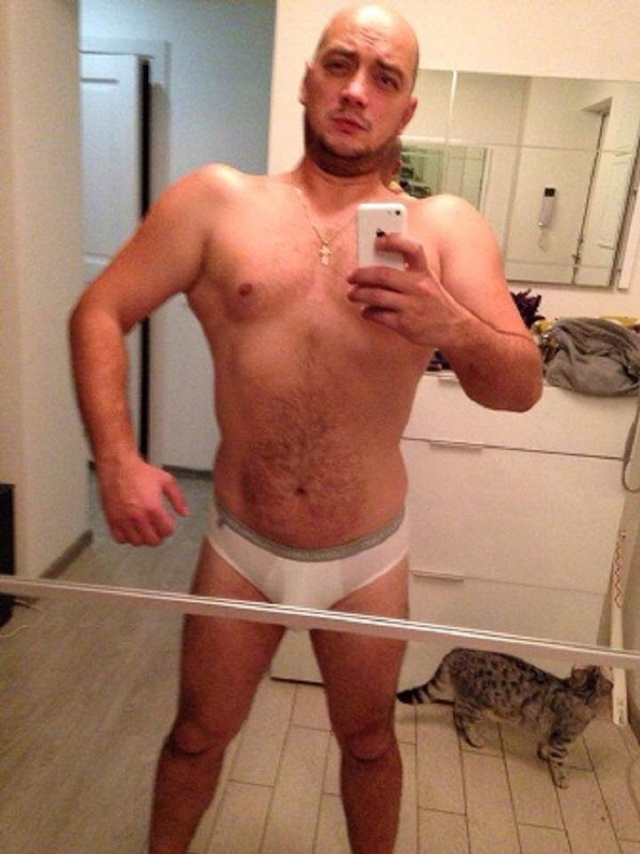 голые мужчины российские кинозвезды