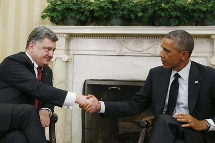 Порошенко вновь исказил переговоры сОбамой