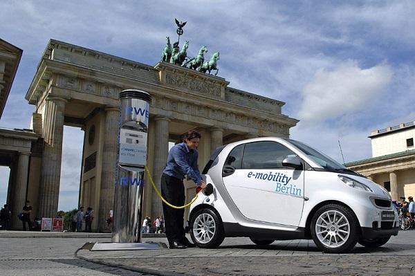 ФРГ предлагает запретить использование вЕС новых машин набензине идизеле