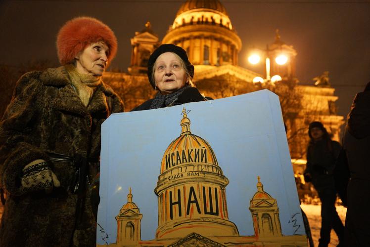 Иванов: властям нужно было спросить народ опередаче Исаакия