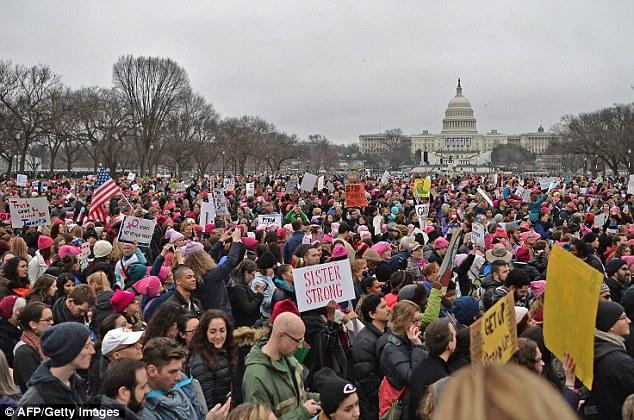 Трамп прокомментировал протесты против его президентства