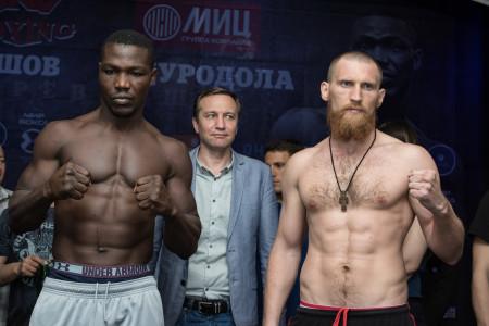 Боксер Кудряшов взял реванш уДуродолы за единое поражение вкарьере