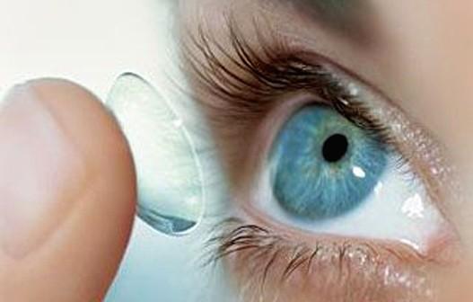 Вглазу убританки отыскали  27 контактных линз