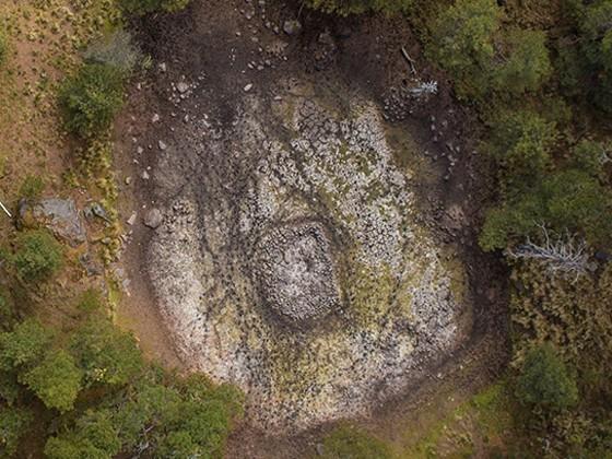 В Мексике на дне озера нашли оптическую модель Вселенной ацтеков
