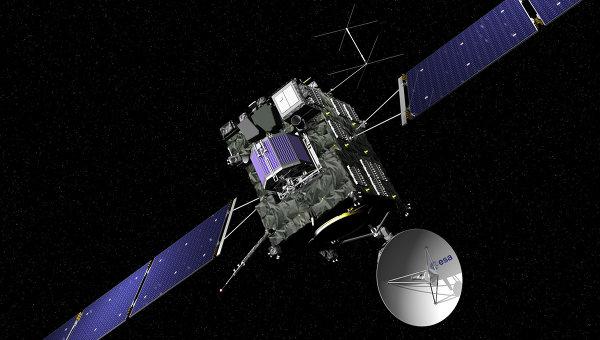 Космические летательные аппараты