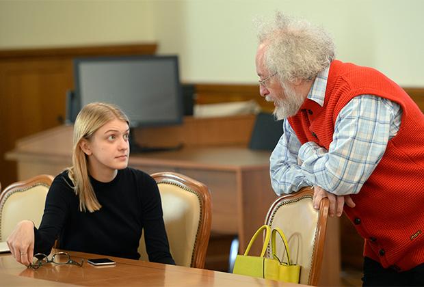 Леся Рябцева уходит с«Эха Москвы», чтобы «спасти мир»