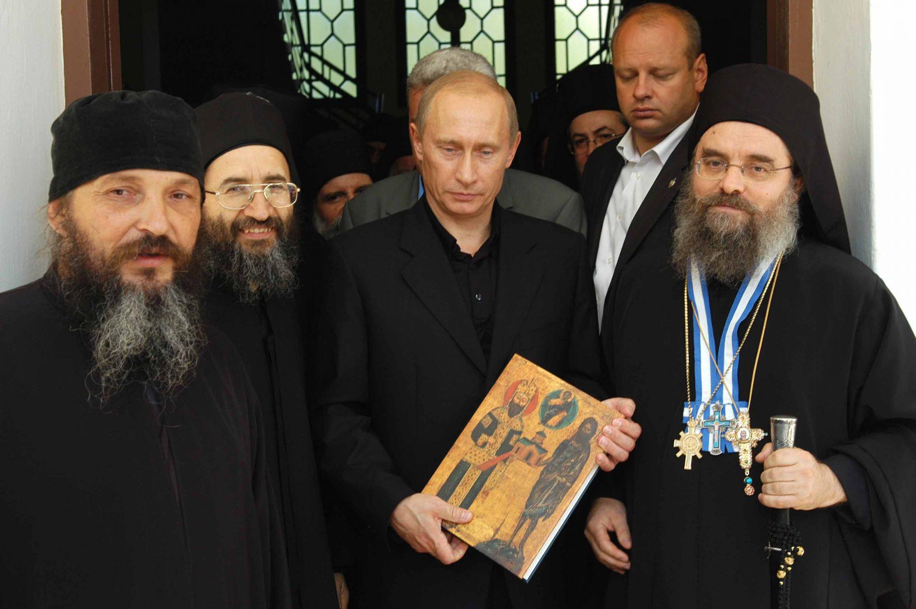 Россия – на Афоне, Америка – в Содоме, «ревнители» – в дурдоме!