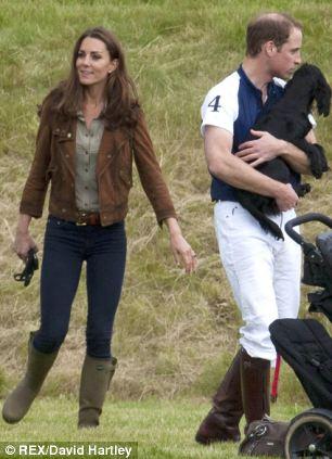 Из-за принца Уильяма и Кейт Миддлтон в Британии стали чаще ...