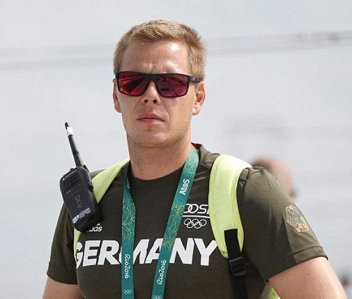 Тренер олимпийской сборной Германии скончался наОлимпиаде вРио
