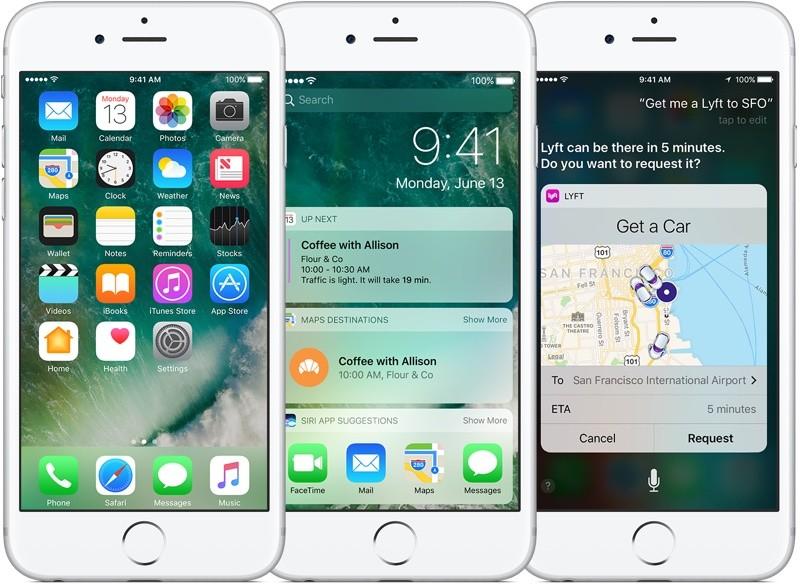 Только 15% пользователей обновили iPhone иiPad наiOS 10