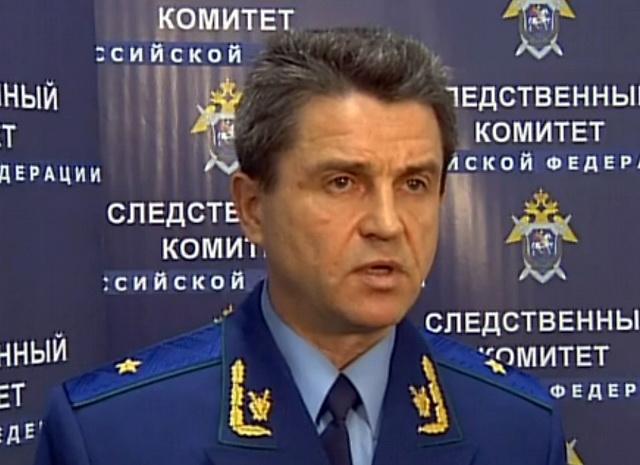 Генерал Владимир Маркин уходит изСКР