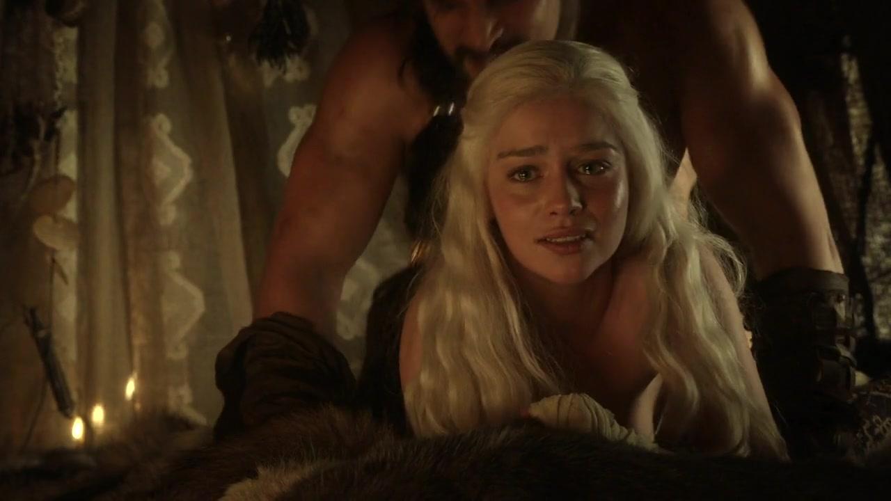 Эмилия кларк порно сериала игра престолов