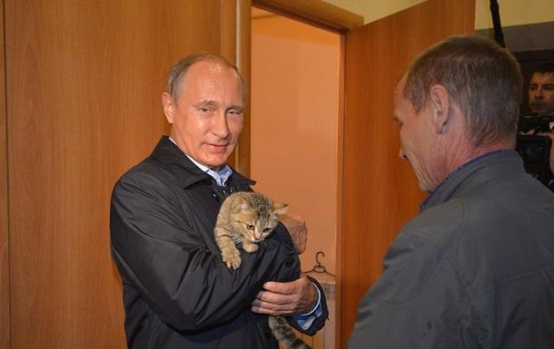Сирия либо любовь народа? Forbes опять назвал В. Путина самым влиятельным