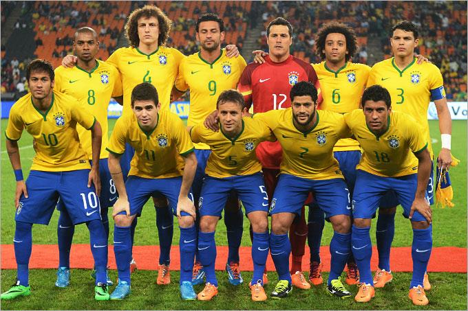 Картинки по запросу сборная бразилии фото
