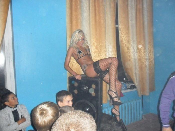 Секс с русскими на дискотеке 7 фотография