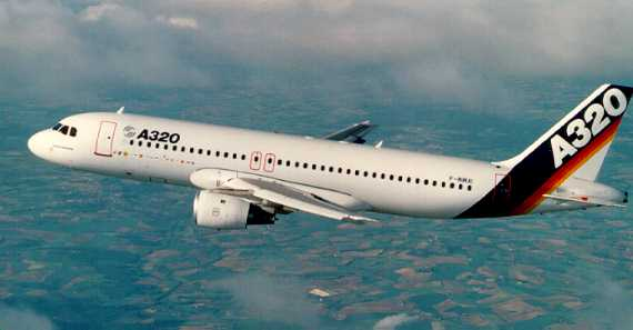 Аэробус А-320 вынуждено сел в петербургском «Пулково» из-за ...