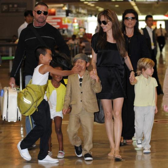 JOLIE-PITT FAMILY l Семья Джоли и Питта | ВКонтакте