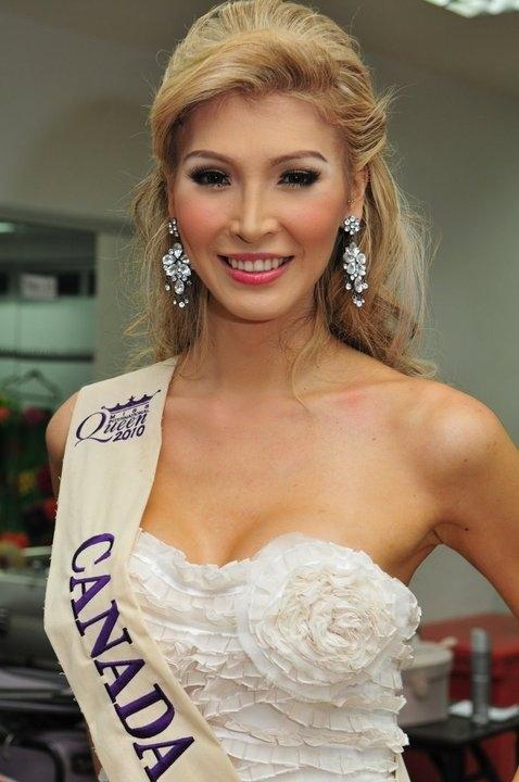 Мисс канада 2012 транссексуал
