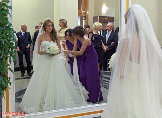 дочь хлопонина свадьба фото