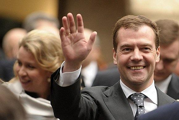 Дмитрию Медведеву сегодня исполняется 47 лет