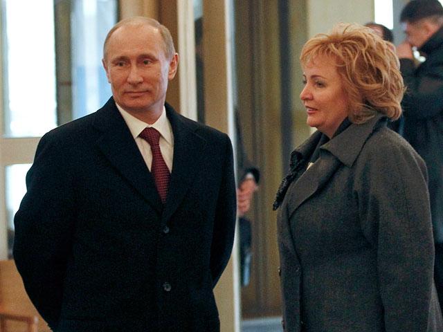 Развод Путина подтвердился