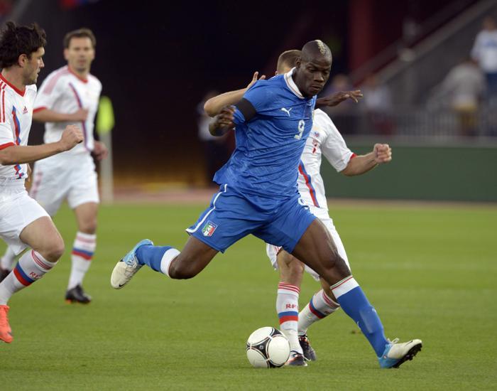 Россия с италией футбол