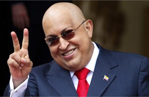 Уго Чавес после лечения Рака не унывает и верить в свое скорое выздоровление!