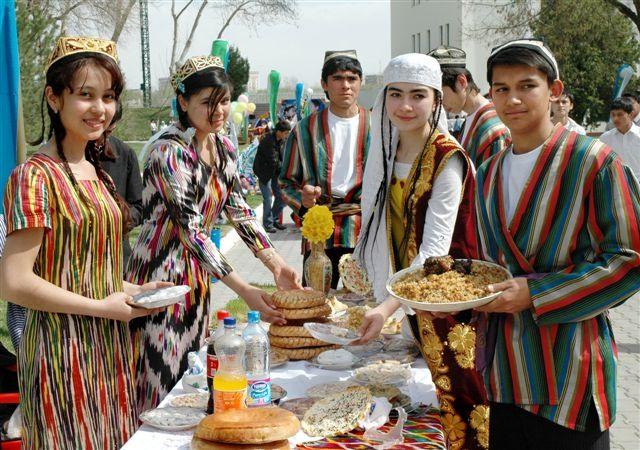 Навруз Байрам. История и традиции праздника