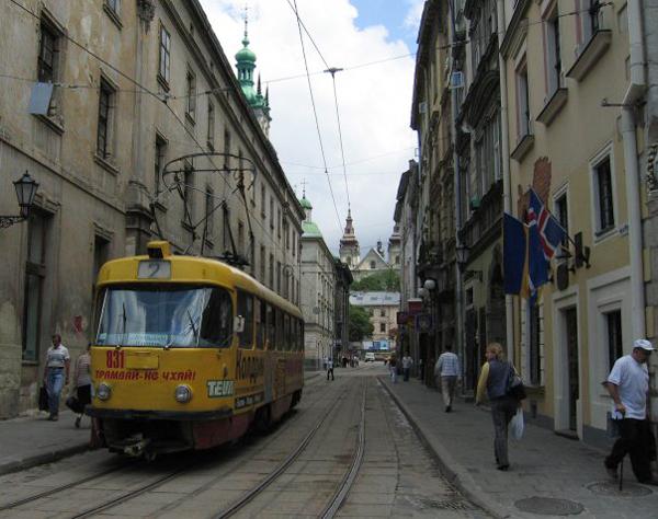 Мер Львова про трамвай на Сихів thumbnail