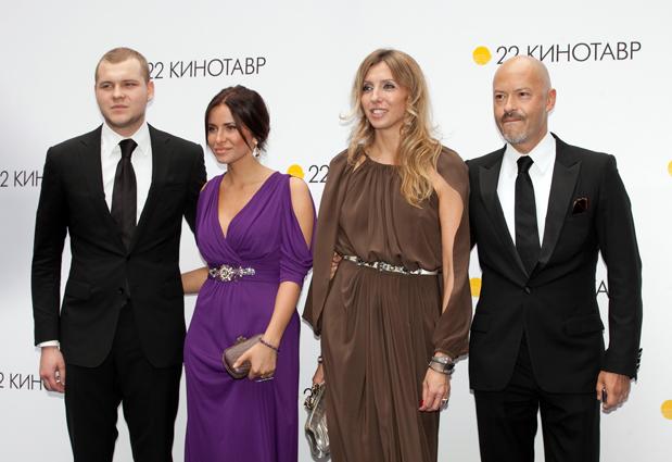 бондарчук сергей федорович младший с женой фото