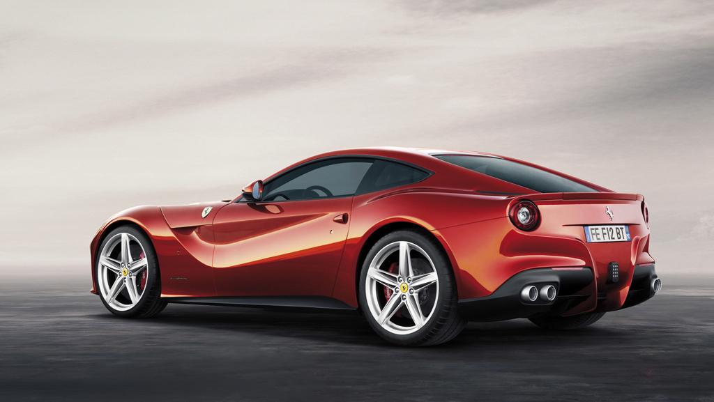 Фото Ferrari F12berlinetta.