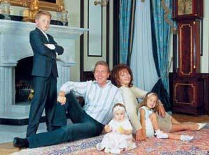 Ольга шувалова муж и дети фото