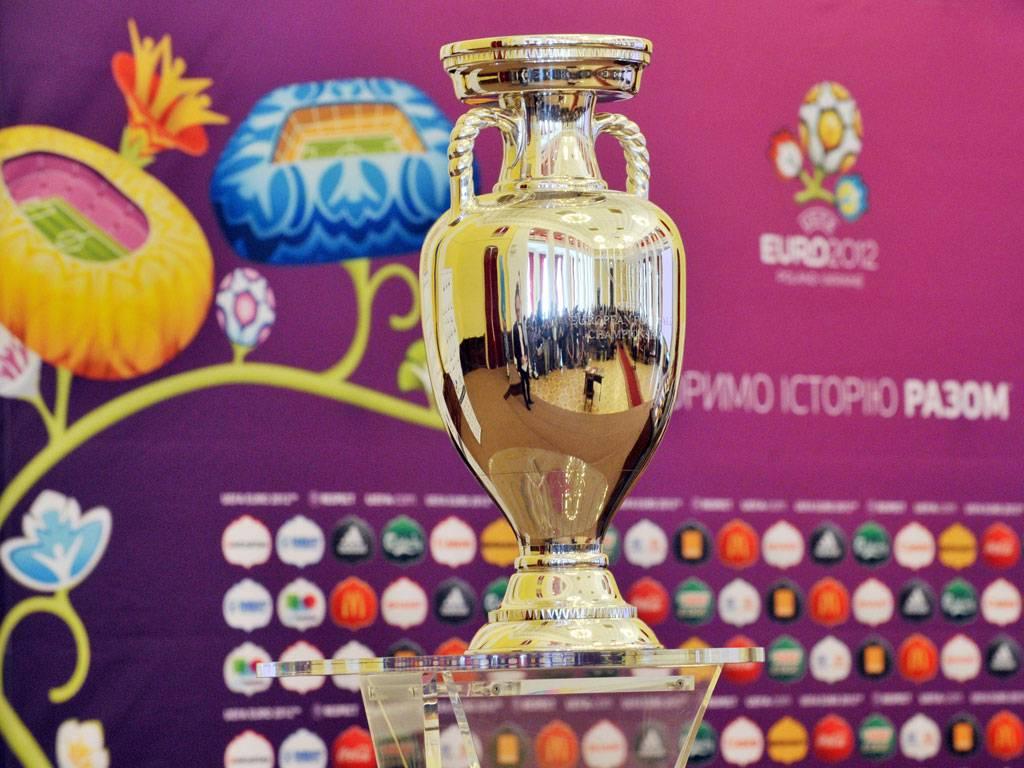 Чемпионат футболу 2012 игры