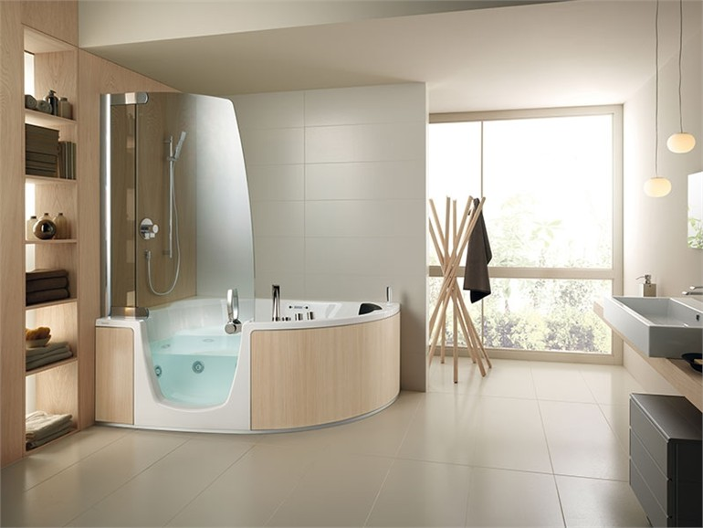 Modernes Badezimmer Mit Dusche: Moderne Fliesen Ideen Youtube ... Moderne Badezimmer Mit Dusche Und Badewanne