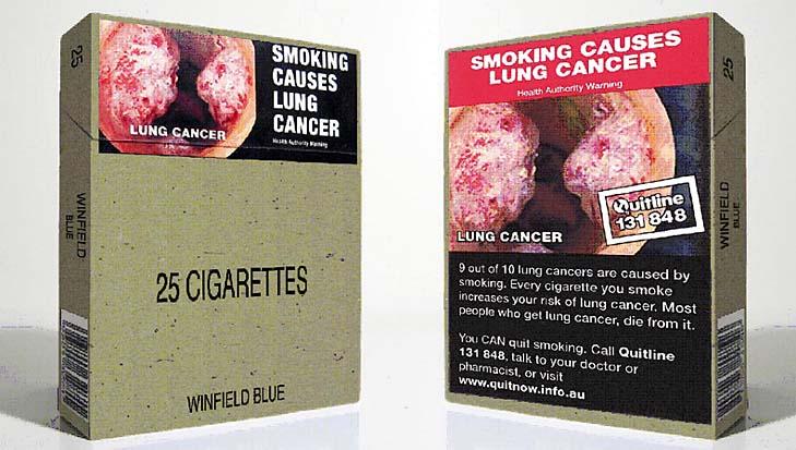 current cigarette price state
