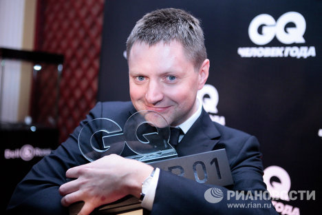 Обладатель престижной награды по