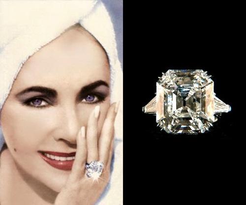 фото бриллианты элизабет тейлор