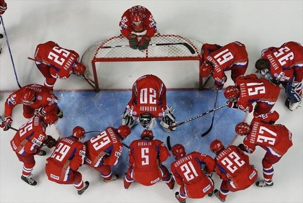 """...будут защищать честь команды в третьем этапе  """"Евротура """" -  """"Хоккейные..."""