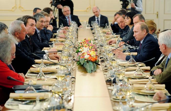 1:0 в пользу Путина (+ФОТО и ВИДЕО)