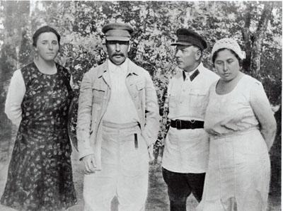 история знакомства сталина и аллилуевой