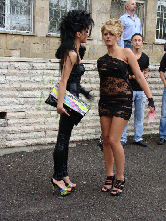 Болгарские выпускницы порно фото 85-708
