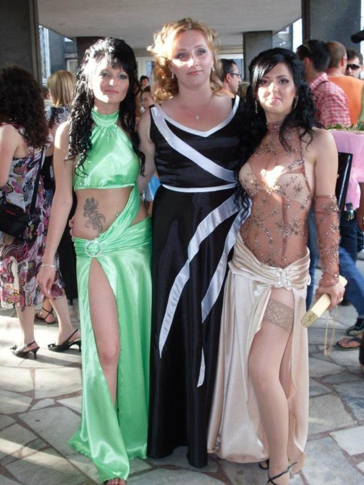 болгарские выпускницы порно